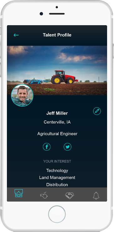 Agriculture Industry Banner Image